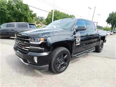 2017 Silverado 1500 Crew Cab 4x4, Pickup #9C92740 - photo 7