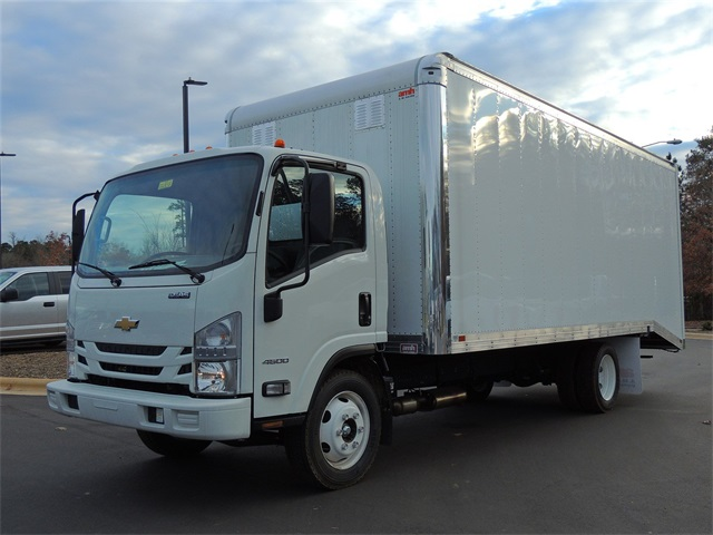 2017 LCF 4500 Regular Cab 4x2,  A.M.Haire Dry Freight #9CC02838 - photo 3