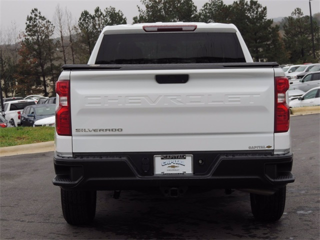 2019 Silverado 1500 Double Cab 4x2,  Pickup #9CC02869 - photo 1