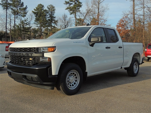 2019 Silverado 1500 Double Cab 4x2,  Pickup #9CC03326 - photo 1