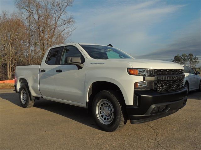 2019 Silverado 1500 Double Cab 4x2,  Pickup #9CC03938 - photo 1