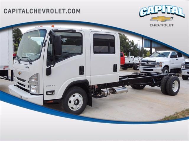 2020 Chevrolet LCF 3500 Crew Cab DRW 4x2, PJ's Dovetail Landscape #9CC04271 - photo 1