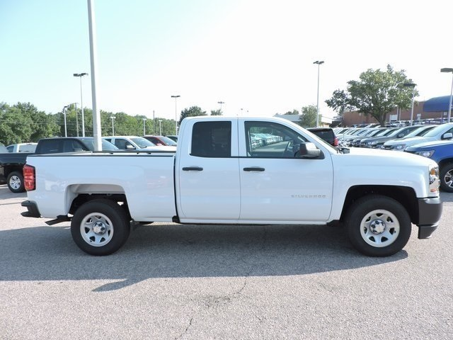 2019 Silverado 1500 Double Cab 4x2,  Pickup #9CC05334 - photo 8