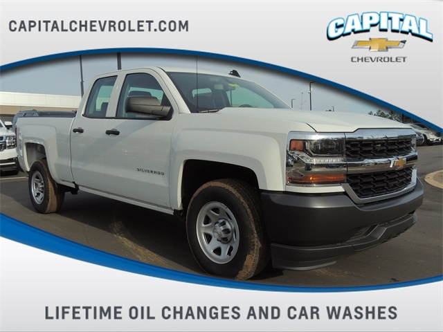 2019 Silverado 1500 Double Cab 4x2,  Pickup #9CC05556 - photo 1