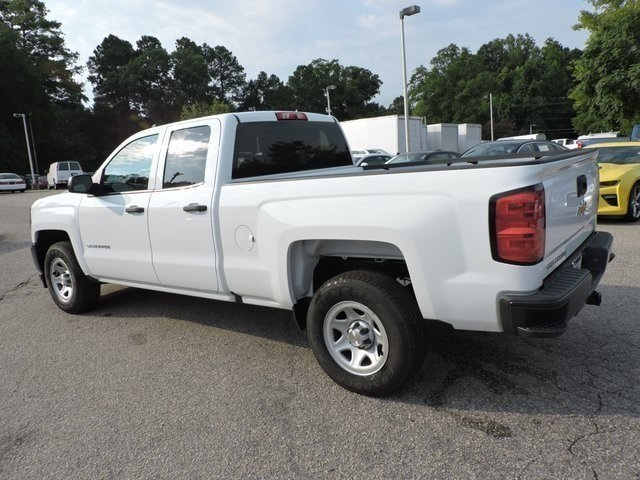 2019 Silverado 1500 Double Cab 4x2,  Pickup #9CC05733 - photo 6