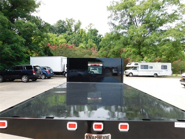 2017 Silverado 3500 Regular Cab DRW, Knapheide Value-Master X Platform Body #9CC08176 - photo 24