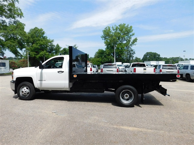 2017 Silverado 3500 Regular Cab DRW, Knapheide Value-Master X Platform Body #9CC08176 - photo 6