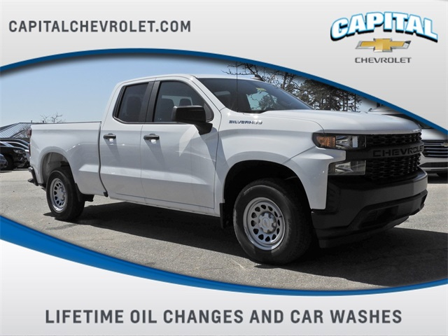 2019 Silverado 1500 Double Cab 4x2,  Pickup #9CC10316 - photo 1