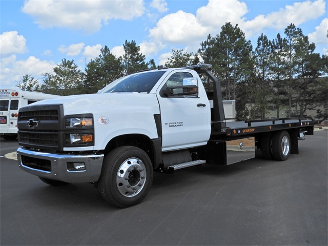 2019 Silverado 5500 Regular Cab DRW 4x2, Jerr-Dan Standard Duty Carriers Rollback Body #9CC11529 - photo 4