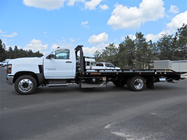 2019 Silverado 5500 Regular Cab DRW 4x2, Jerr-Dan Standard Duty Carriers Rollback Body #9CC11529 - photo 5