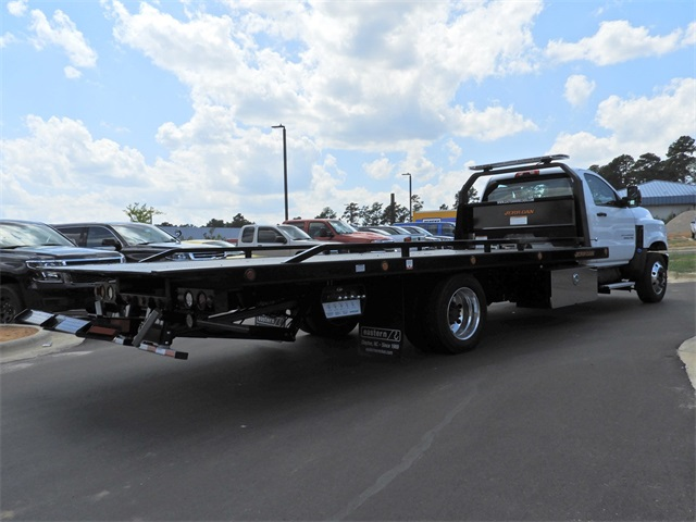2019 Chevrolet Silverado 5500 Regular Cab DRW 4x2, Jerr-Dan Rollback Body #9CC11529 - photo 1