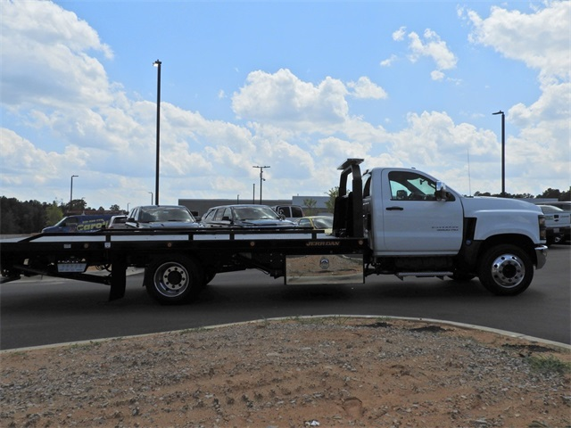 2019 Silverado 5500 Regular Cab DRW 4x2, Jerr-Dan Standard Duty Carriers Rollback Body #9CC11529 - photo 8