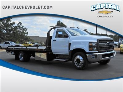 2019 Silverado 5500 Regular Cab DRW 4x2, Jerr-Dan Standard Duty Carriers Rollback Body #9CC11529 - photo 1