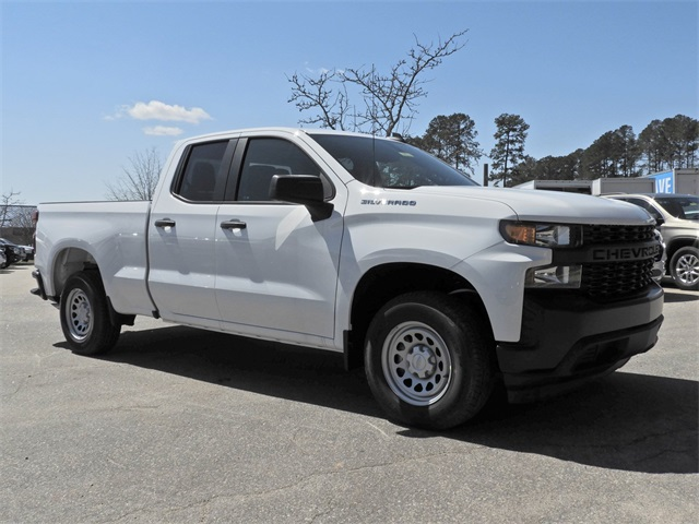 2019 Silverado 1500 Double Cab 4x2,  Pickup #9CC15914 - photo 1