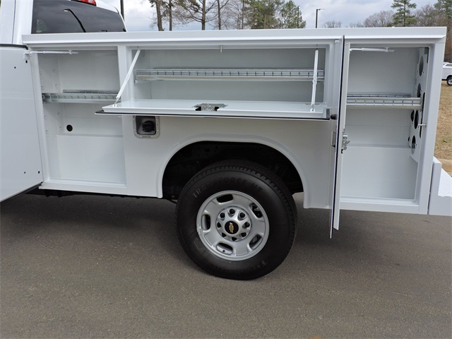 2019 Silverado 2500 Double Cab 4x2, Reading Service Body #9CC18779 - photo 11