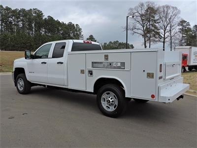 2019 Silverado 2500 Double Cab 4x2, Reading Service Body #9CC18779 - photo 6