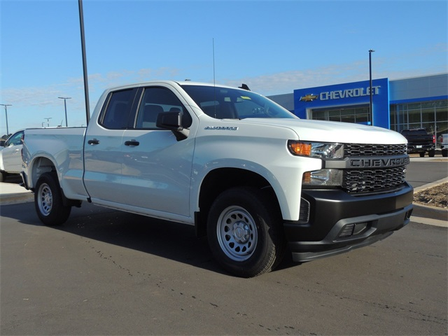 2019 Silverado 1500 Double Cab 4x2,  Pickup #9CC19818 - photo 1