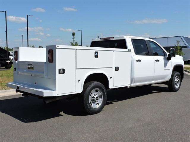 2020 Chevrolet Silverado 2500 Crew Cab 4x2, Knapheide Service Body #9CC20409 - photo 1