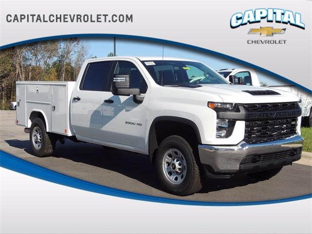 2020 Chevrolet Silverado 3500 Crew Cab 4x4, Reading Service Body #9CC22698 - photo 1
