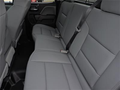 2019 Silverado 2500 Double Cab 4x2, Reading SL Service Body #9CC23046 - photo 20