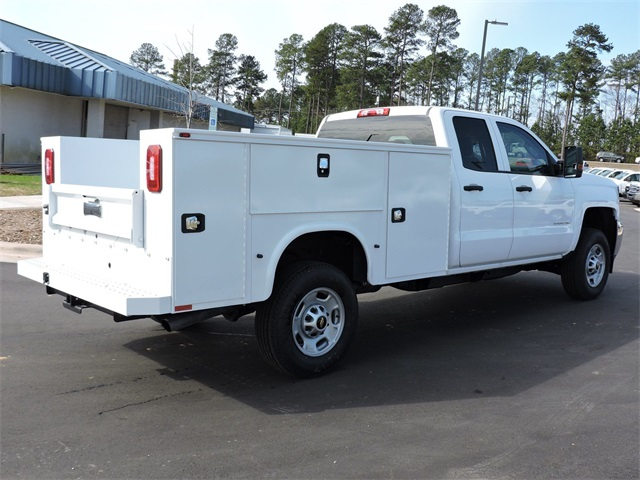 2019 Chevrolet Silverado 2500 Double Cab 4x2, Knapheide Service Body #9CC23879 - photo 1