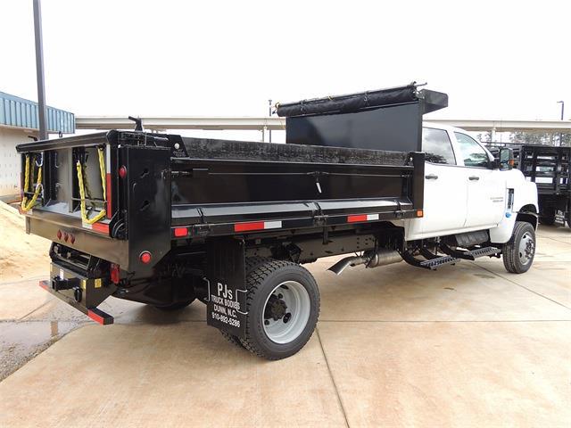 2020 Chevrolet Silverado 4500 Crew Cab DRW 4x4, Godwin Dump Body #9CC24720 - photo 1