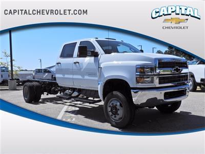 2020 Chevrolet Silverado 4500 Crew Cab DRW 4x4, PJ's Chipper Body #9CC24839 - photo 1