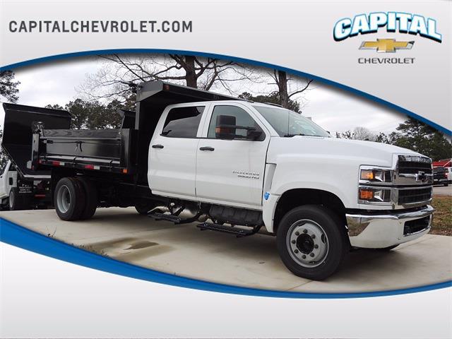 2020 Chevrolet Silverado 4500 Crew Cab DRW 4x2, Godwin Dump Body #9CC25852 - photo 1
