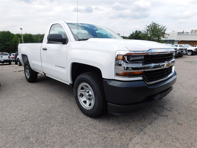 2018 Silverado 1500 Regular Cab, Pickup #9CC27353 - photo 1