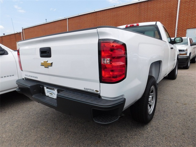 2018 Silverado 1500 Regular Cab, Pickup #9CC27353 - photo 2