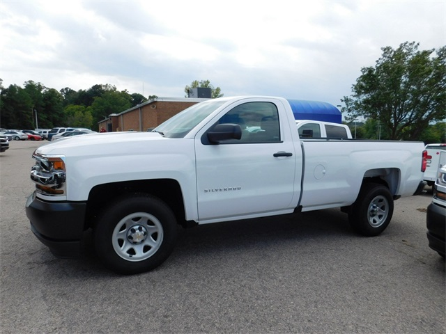 2018 Silverado 1500 Regular Cab, Pickup #9CC27353 - photo 6