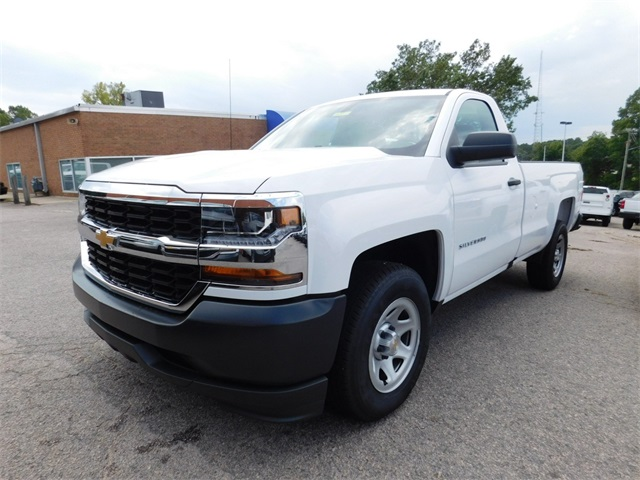 2018 Silverado 1500 Regular Cab, Pickup #9CC27353 - photo 7