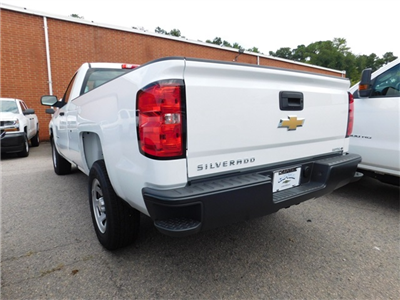 2018 Silverado 1500 Regular Cab, Pickup #9CC27353 - photo 5