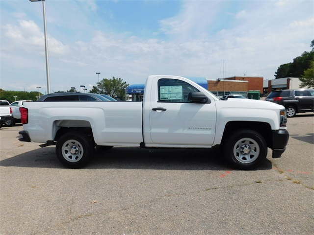 2018 Silverado 1500 Regular Cab, Pickup #9CC27584 - photo 3