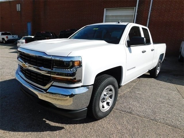 2018 Silverado 1500 Double Cab, Pickup #9CC27801 - photo 7