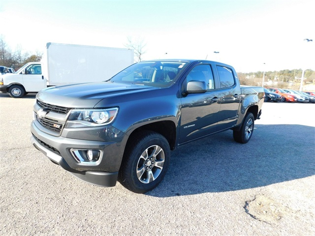 2017 Colorado Crew Cab 4x4, Pickup #9CC28415A - photo 7