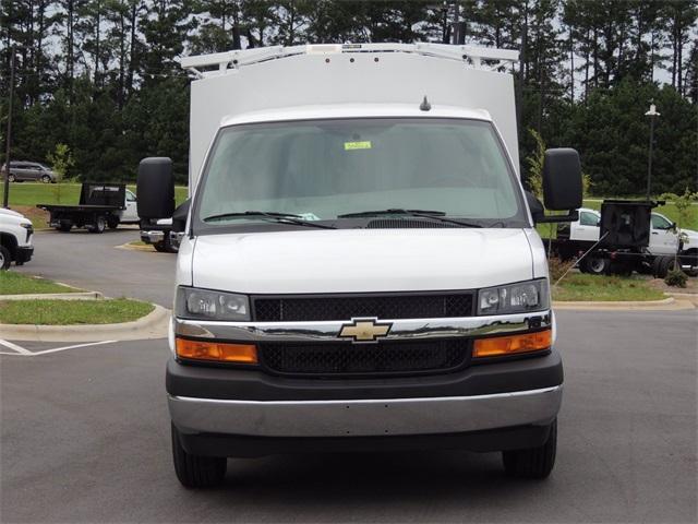 2020 Chevrolet Express 3500 4x2, Knapheide Service Utility Van #9CC28910 - photo 1
