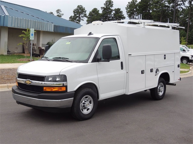 2020 Chevrolet Express 3500 4x2, Knapheide KUV Service Utility Van #9CC28910 - photo 3