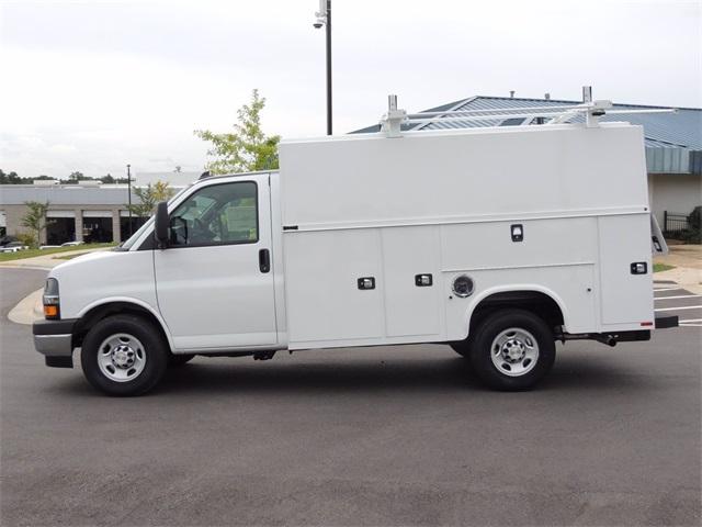 2020 Chevrolet Express 3500 4x2, Knapheide KUV Service Utility Van #9CC28910 - photo 4
