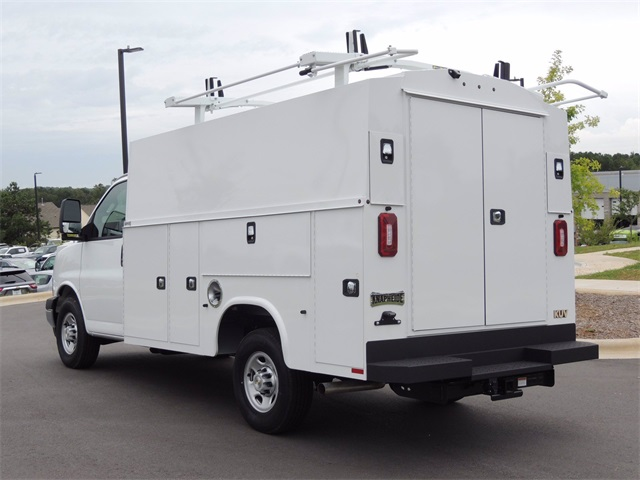 2020 Chevrolet Express 3500 4x2, Knapheide KUV Service Utility Van #9CC28910 - photo 5