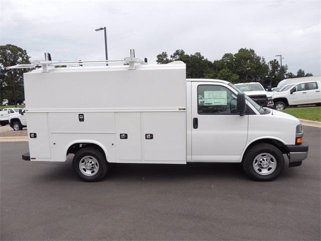2020 Chevrolet Express 3500 4x2, Knapheide KUV Service Utility Van #9CC28910 - photo 7