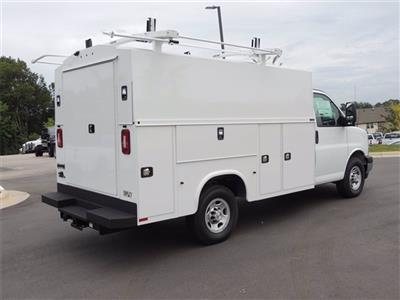 2020 Chevrolet Express 3500 4x2, Knapheide KUV Service Utility Van #9CC28910 - photo 26
