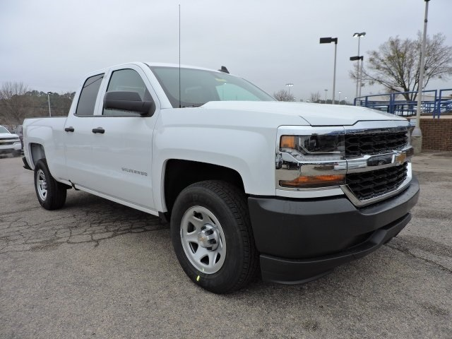 2018 Silverado 1500 Double Cab 4x2,  Pickup #9CC29417 - photo 1
