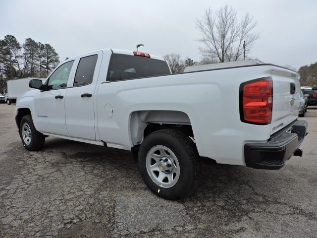 2018 Silverado 1500 Double Cab 4x2,  Pickup #9CC29417 - photo 6
