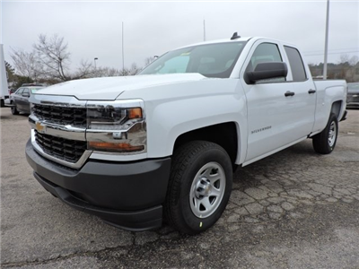 2018 Silverado 1500 Double Cab 4x2,  Pickup #9CC29417 - photo 4