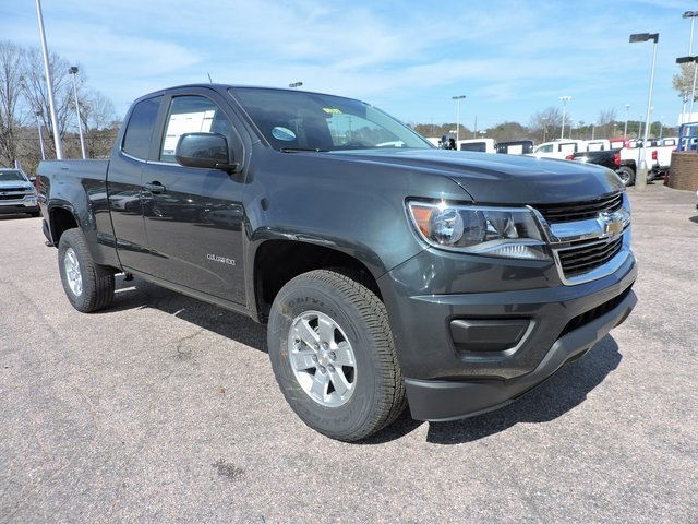 2018 Colorado Extended Cab 4x2,  Pickup #9CC32838 - photo 3