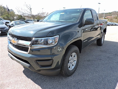 2018 Colorado Extended Cab 4x2,  Pickup #9CC32838 - photo 1