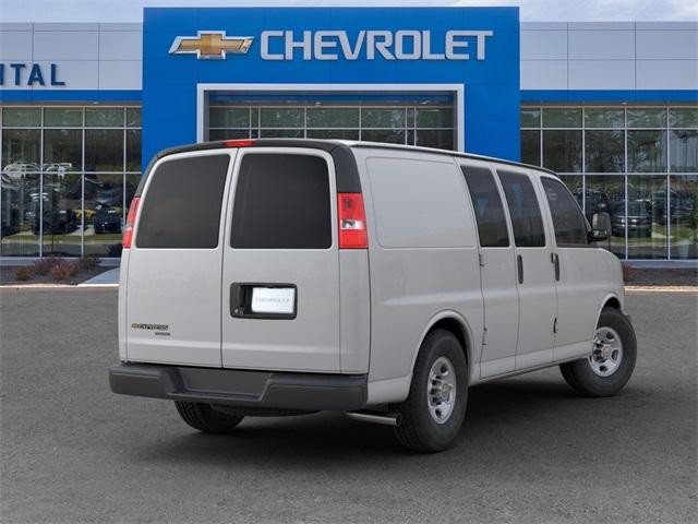 2019 Chevrolet Express 2500 4x2, Masterack Upfitted Cargo Van #9CC34677 - photo 1