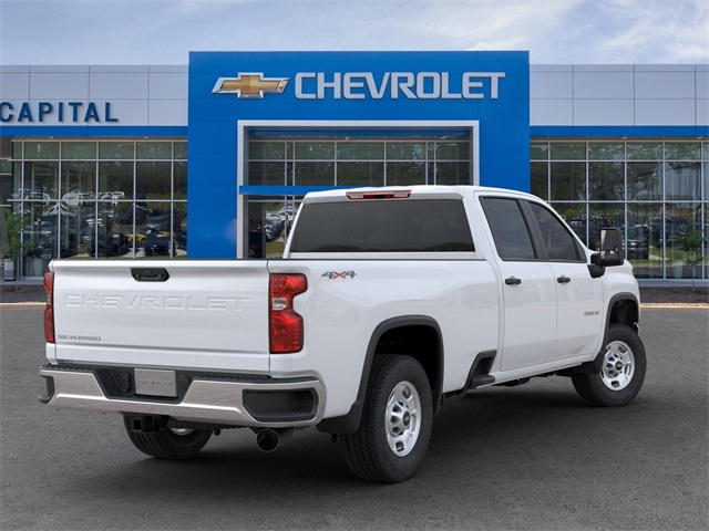 2020 Chevrolet Silverado 2500 Crew Cab 4x4, Reading Service Body #9CC39274 - photo 1