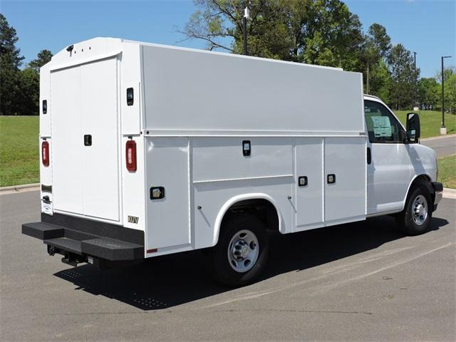 2020 Chevrolet Express 3500 4x2, Knapheide Service Utility Van #9CC42477 - photo 1